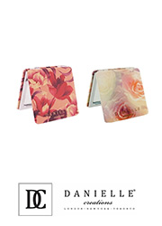 Danielle Creations Floral Compact Zoom 2