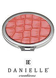 Danielle Creations Oval Compact