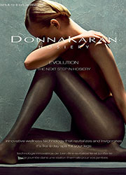 Donna Karan Evolution Semi Sheer Jersey Tights