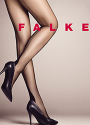 Falke High Heel Seamed Tights Zoom 2