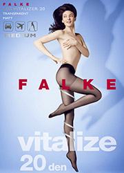 Falke Leg Vitaliser 20 Tights Zoom 1