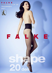 Falke Shaping Top 20 Tights Zoom 1