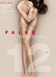 Falke Shelina 12 Toeless Thong Hold Ups Zoom 1