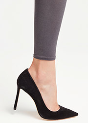 Falke Cotton Touch Footless Tights Zoom 3