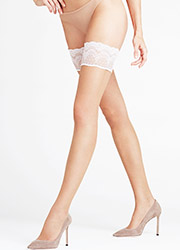 Falke Invisible Deluxe 8 Hold Ups