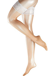 Falke Invisible Deluxe 8 Hold Ups Zoom 4