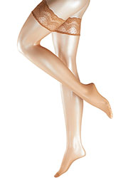 Falke Invisible Deluxe 8 Hold Ups Zoom 2