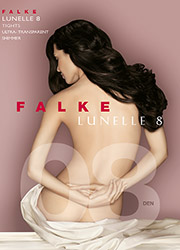 Falke Lunelle 8 Denier Tights Zoom 4