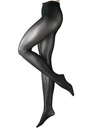 Falke Seidenglatt 40 Denier Tights Zoom 2