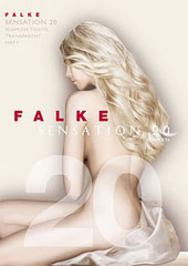 Falke Sensation 20 Denier Seamless Tights