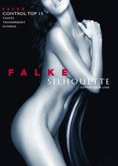 Falke Silhouette Control Top 15 Tights Thumbnail