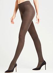 Falke Soft Merino Wool and Cotton Mix Tights Zoom 3
