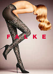 Falke Toile De Jouy Fashion Tights