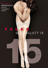 Falke Seidenglatt 15 Denier Hold Ups
