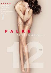 Falke Shelina 12 Toeless Thong  Hold Ups Thumbnail