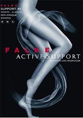 Falke Support 40 Semi Opaque Matte Tights