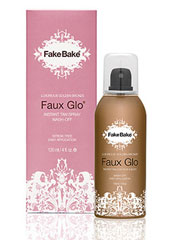 Fake Bake Faux Glo Instant Tan Spray (Aerosol)