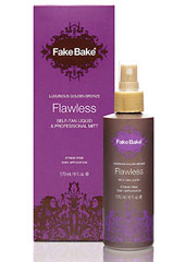 Fake Bake Flawless Self Tan Liquid & Mitt