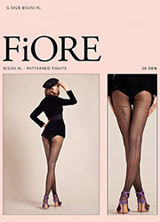 Fiore Bisou 20 Tights Zoom 3