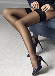 Fiore Glam 20 Hold Ups Zoom 2