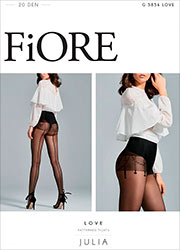Fiore Love 20 Tights Zoom 3