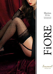 Fiore Marion 20 Stockings Zoom 2