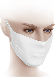 Fiore Microfibre Mask