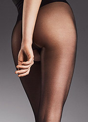 Fiore Ouvert 20 Crotchless Tights Zoom 2