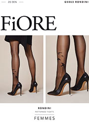 Fiore Rondini 20 Tights Zoom 2