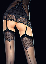 Fiore Vesper 20 Vintage Stockings