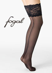 Fogal Caresse 20 Hold Ups  Zoom 1