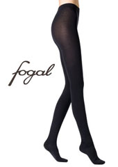 Fogal Cashmere and Silk Opaque Tights Thumbnail