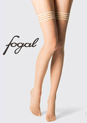 Fogal All Nude 10 Denier Hold Ups