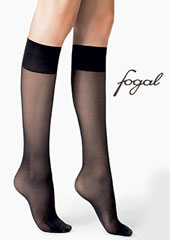 Fogal Caresse 20 Knee Highs