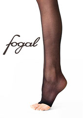 Fogal Catwalk 10 Toeless Tights  Zoom 2