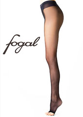 Fogal Catwalk 10 Toeless Tights  Zoom 1
