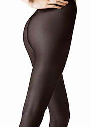Fogal Lumiere Semi Opaque Silk Tights Zoom 2