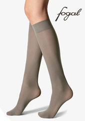 Fogal Opaque 30 Denier Knee Highs