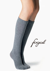 Fogal Touch Cotton and Cashmere Socks