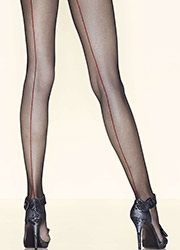 Gerbe Sevilla Micronet Backseam Tights Zoom 3