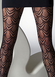 Gipsy Fan Net Tights Zoom 2