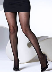Gipsy Shadow Fishnet Seamed Tights Zoom 2