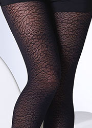 Gipsy Shadow Flower Tights Zoom 2