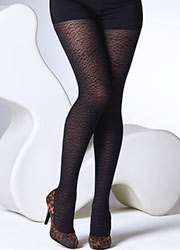 Gipsy Shadow Flower Tights Zoom 1