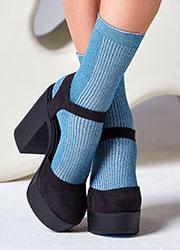 Gipsy Sparkle Seam Free Socks Zoom 2