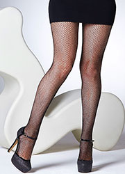 Gipsy Sparkle Mock Fishnet Tights