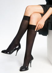 Golden Lady 60 Denier Knee Highs 3PP