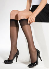 Golden Lady Active 15 Knee Highs 3PP