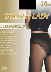 Golden Lady Elegance 20 Tights Zoom 1