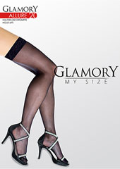 Glamory Allure 20 Hold Ups Zoom 1